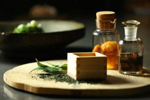 厳選した日本の食材とフレンチの融合