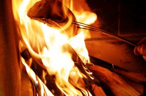 薪焼き肉と繊細なイタリア料理の名店