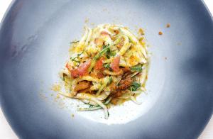 素材の味を生かした緻密な料理