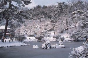 千秋公園(久保田城址)