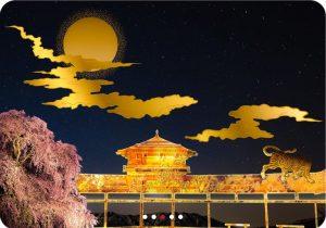 長野公園さくらと光の回廊