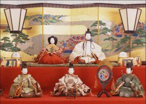 特別展 尾張徳川家の雛まつり