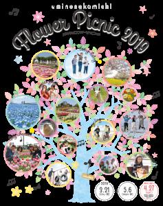 海の中道フラワーピクニック2019