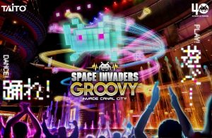 SPACE INVADERS GROOVY~INVADE CANALCITY~