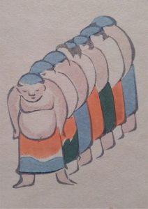 ゆるカワ日本美術