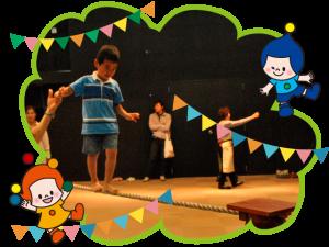 GWスペシャルイベント2019 kidsサーカス体験コーナー