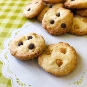 さくさくドロップクッキー〜チョコ&キャラメル風味〜