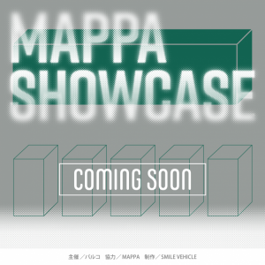 MAPPA SHOWCASE in 名古屋パルコ