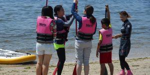 二色の浜公園イチオシ!手ぶらで気軽にマリンスポーツ体験