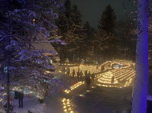 雪灯路2021