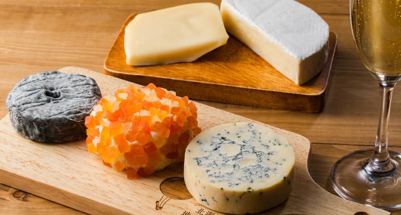 北海道地チーズ博