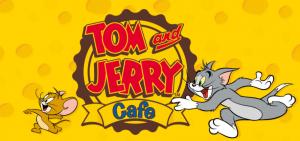 「トムとジェリー」カフェ