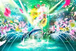 NAKED FLOWER AQUARIUM ーBring You Happiness
