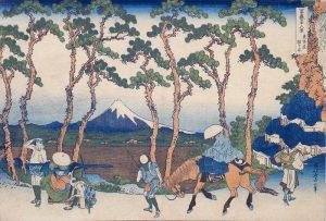 特別陳列ー富士山と東海道ー