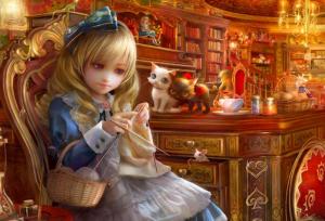 Alice Collection 2021 SHUが描くアリスシリーズ 最新作発表来場展