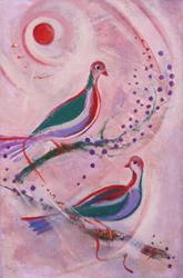 春から夏の展覧会「花鳥風月」