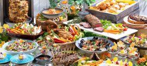 【ブラッセリー&ラウンジ シアラ】花と料理のマリアージュで五感満足「SPRING JUICY FRESH」