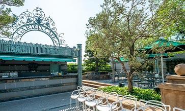 ホテルイースト21「ガーデンプール」