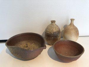夏のワークショップ「陶芸体験教室」