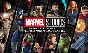MARVEL STUDIOS:A UNIVERSE OF HEROES マーベル・スタジオ/ヒーローたちの世界へ