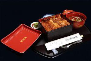 おしながき うなぎ(鰻,ウナギ)割烹料理の髙橋屋