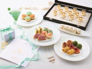 TASAKI×The St.Regis Osaka Collaboration「balance Afternoon Tea」