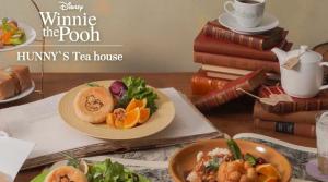 Winnie the Pooh HUNNY'S Tea house