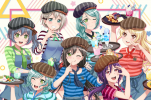 BanG Dream!ガールズバンドパーティー!CAFE
