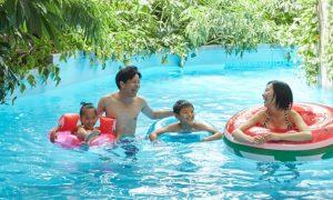 森のプール Resort Pool イベント&ショー ハウステンボスリゾート