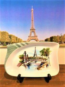水の都、映画の舞台、世界をめぐる 絵皿による世界旅行展