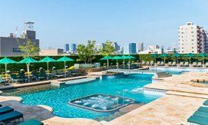 ガーデンプール   東陽町のホテル イースト21東京【公式】