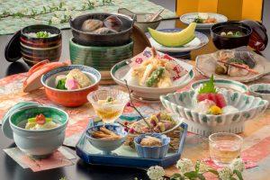 日本料理 翡翠(かわせみ)(レストラン) なばなの里