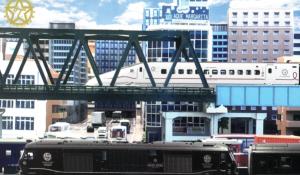 「動輪の軌跡とNゲージ鉄道模型展」 ~矢部川・筑後川流域に存在した22路線・軌道をひもとく~