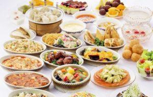 中国料理ランチブッフェ 9月 | 桃花林 | ホテルオークラJRハウステンボス【公式】